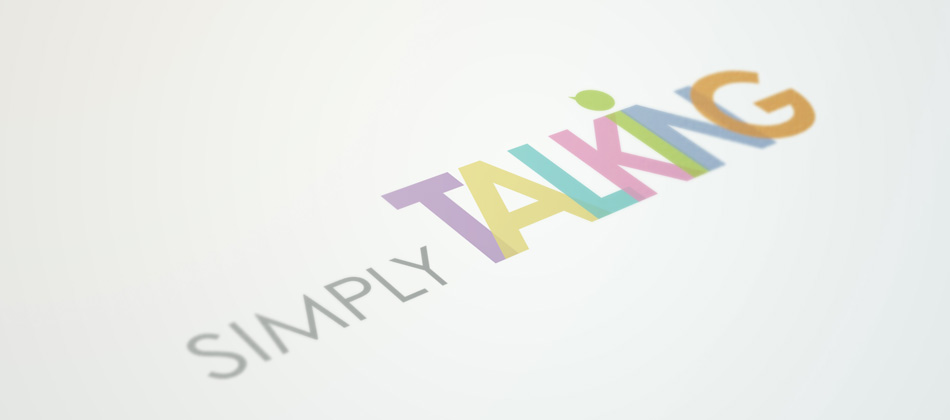 Simply Talking Logo
