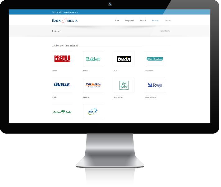 Ibex Media parteneri